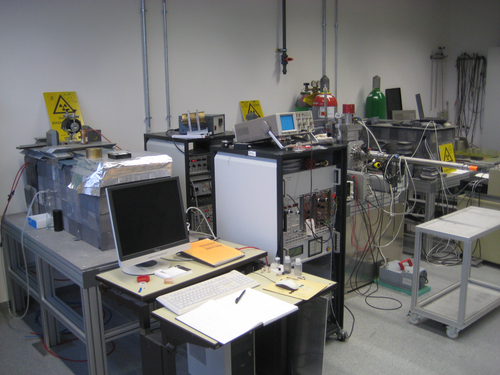Picture of  Moessbauer Lab
