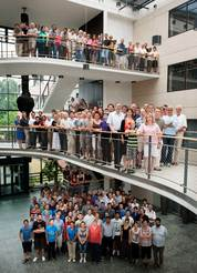 Institute of Nanotechnology Group Picture