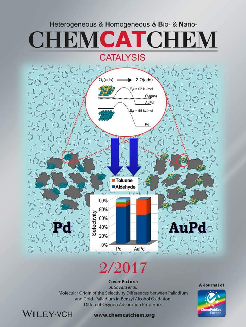 ChemCatChem Cover