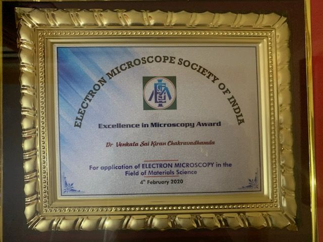 EMSI Excellence in Microscopy