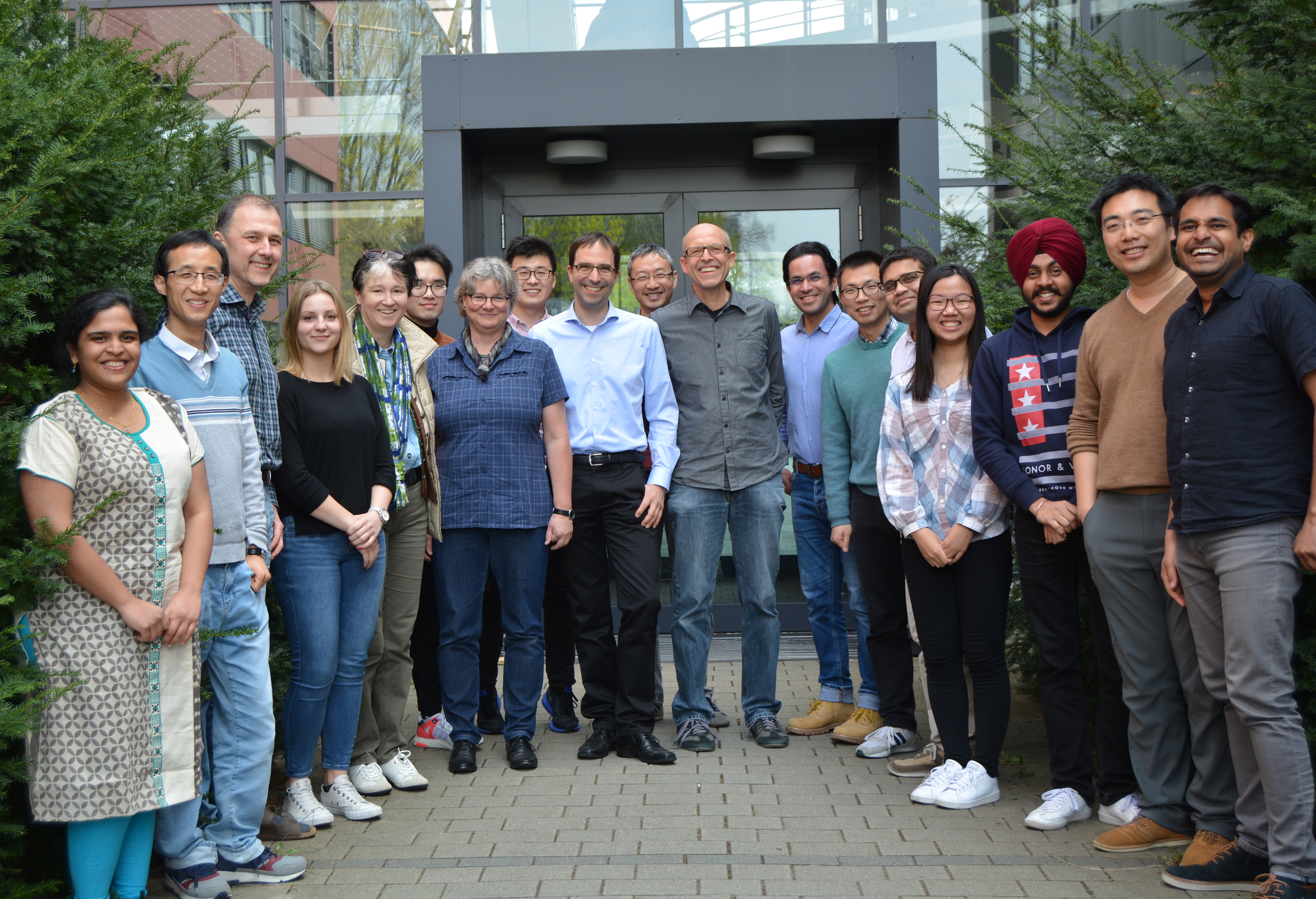 Electron Microscopy Group 2019