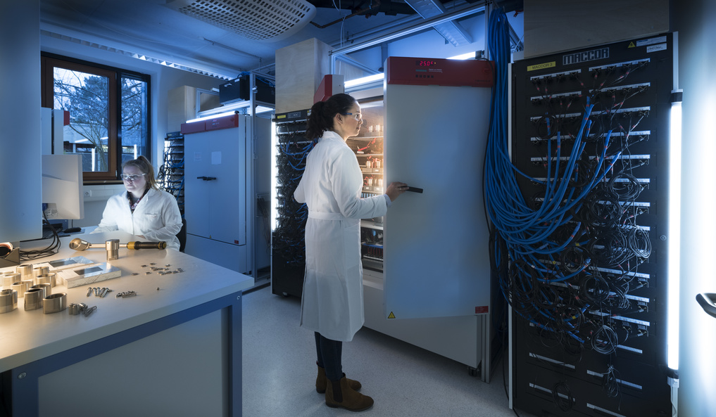 INT- Collaboration - KIT/BASF Joint Laboratory BELLA